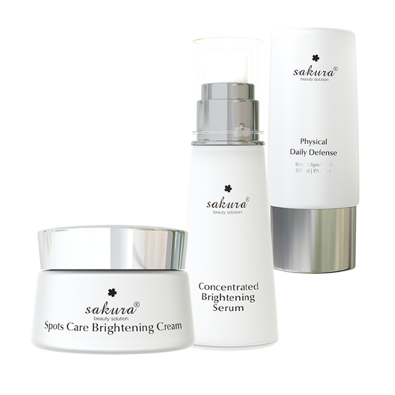 Brightening Skin Beauty Collection