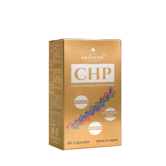 CHP Enhanced Beauty Nutraceuticals